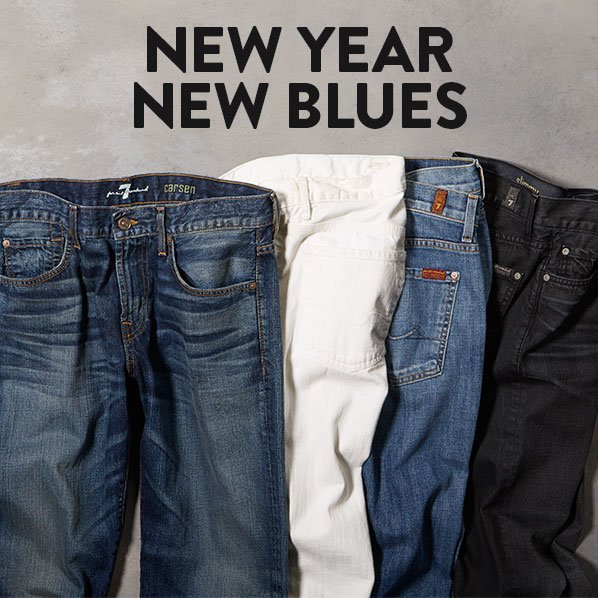 NEW YEAR, NEW BLUES