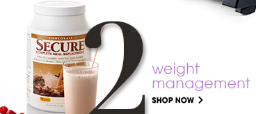 2 - weight management - SHOP NOW