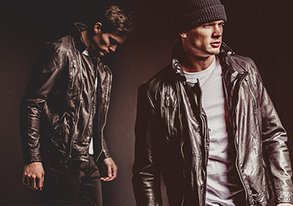 Shop NEW Leather Jackets & Boots ft Rogue