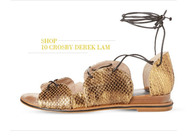 Shop 10 Crosby Derek Lam