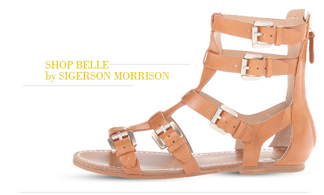 Shop Belle by Sigerson Morrison