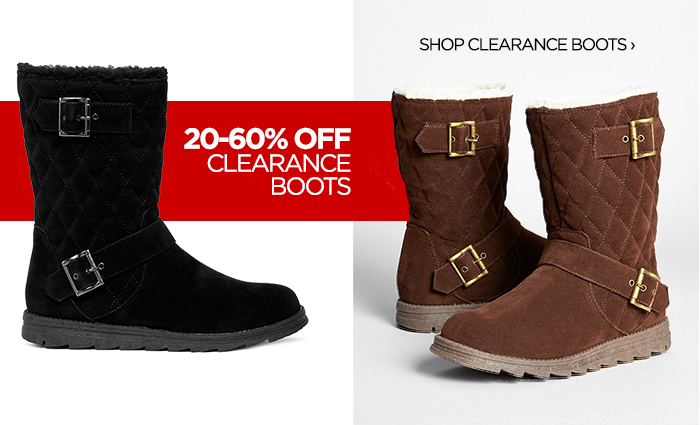 shop clearance boots ›