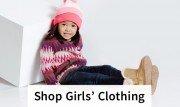 Shop Girl's Clothing