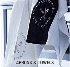 APRONS & TOWELS