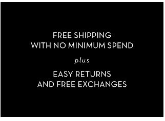 Free Ground Shipping With No Minimum Spend