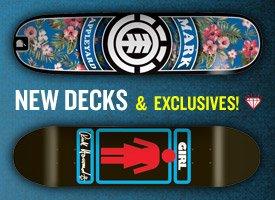 New Decks + New CCS Exclusives
