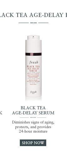 BLACK TEA AGE-DELAY SERUM