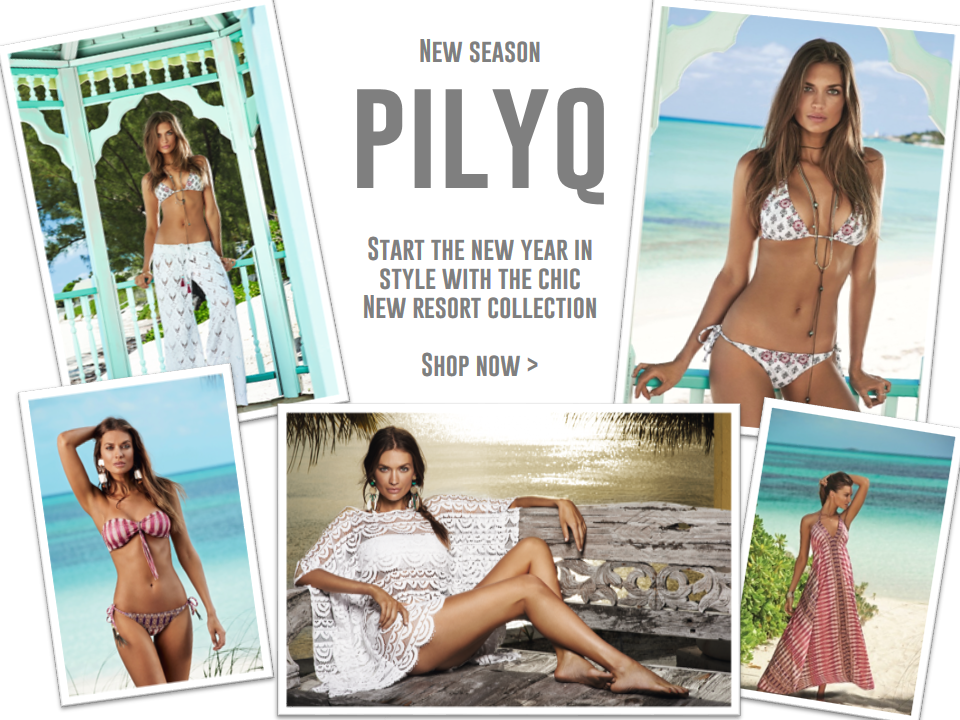 Start the New Year in style with new season PILYQ