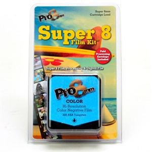 Adorama - Pro8mm Super 8 Film Kits  - A Modern Analog Filming Experience That is Sustainably Cool!