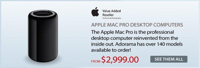 Adorama - Apple