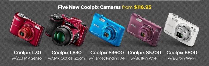 Adorama - Nikon New Release