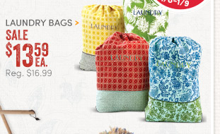 Laundry Bags - $13.59