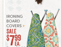Ironing Board Covers - $7.99