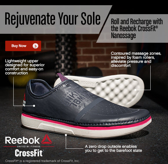 REJUVENATE YOUR SOLE
