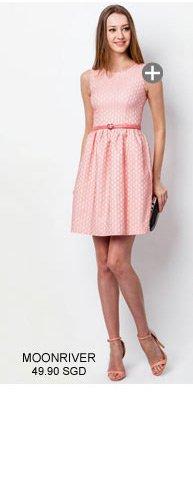MOONRIVER Charlottte Princess Dress