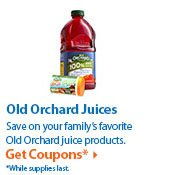 Old Orchard Juices