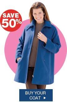 Buy Your Coat