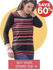 Buy Your Stripe Top
