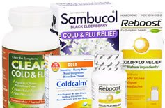 Shop Cold and Flu Support