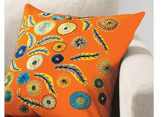 Juanita 20in Pillow $47.96 Reg. $59.95