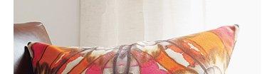Paz 18in Pillow $35.96 Reg. $44.95