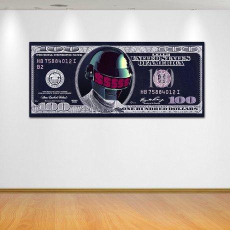 Daft Cash // Silver