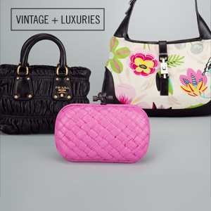 Handbags by Gucci & More