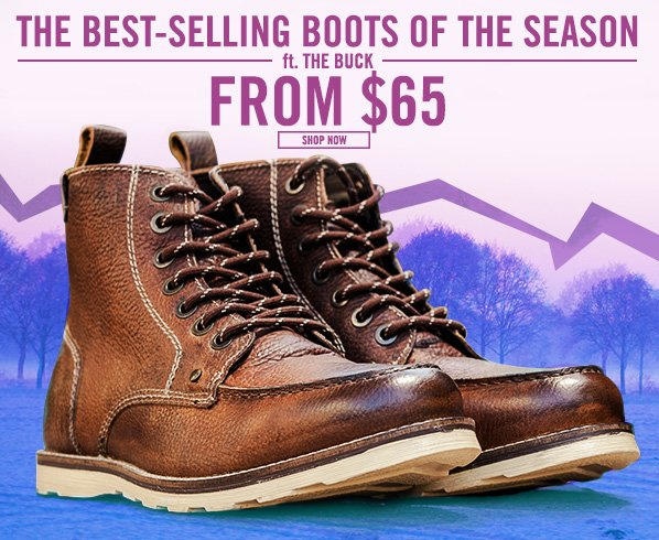 Shop Crevo: Best-Selling Boots from $65