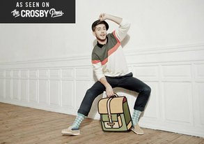 Shop Real Life Cartoon Carryalls Will Mess With Your Head