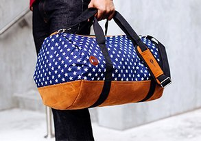 Shop Canvas Bags from $30 ft. MiPac
