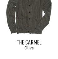 Olive Cardigan