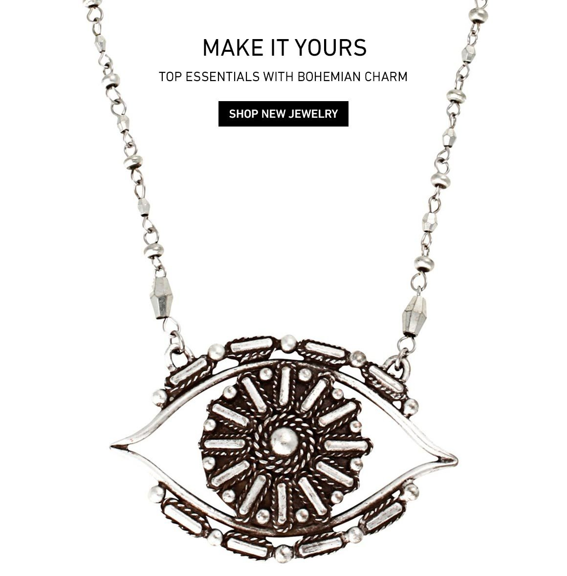 Make It Yours: Shop New Jewelry