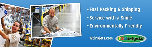 Fast Packing & Shipping! Service With A Smile! Environmentally Friendly!