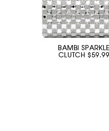Bambi Sparkle Clutch