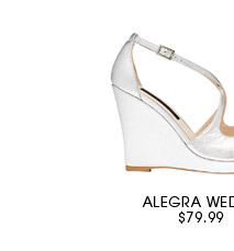 Allegra Wedge.