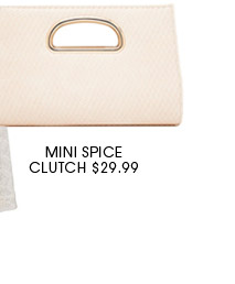 Mini Spice Clutch.