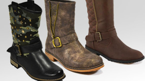 NY VIP Boots