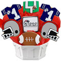 Football Bouquet - New England