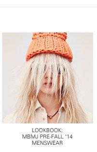 Marc by Marc Jacobs | PF14 Menswear Lookbook