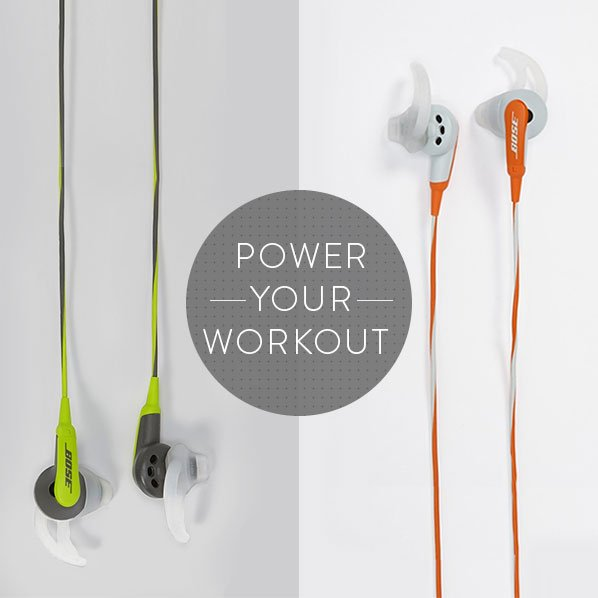 POWER YOUR WORKOUT