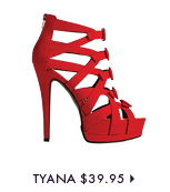 Tyana - $39.95