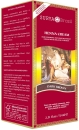 Henna Brasil Cream Hair Coloring with Organic Extracts Dark Brown - 2.31 oz.