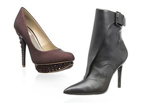 Statement Shoes: Pumps, Boots & More