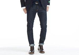 Shop Your Fit: Slim Jeans