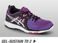 Shop the Women's GEL-Sustain TR 2 - Promo F