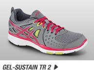 Shop the Women's GEL-Sustain TR 2 - Promo C