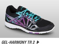 Shop the Women's GEL-Harmony TR 2 - Promo D
