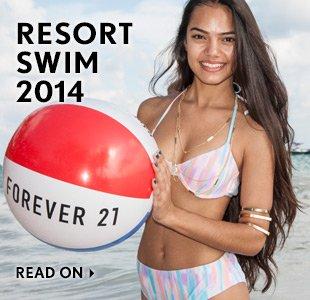 Resort Swim 2014