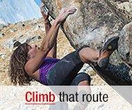Climb that Route
