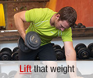 Lift that Weight